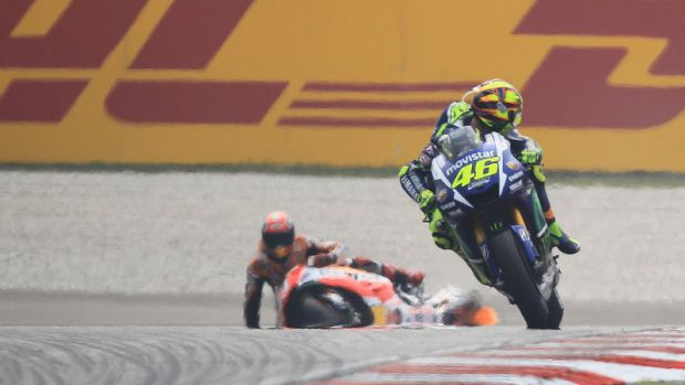 Rossi vs Marquez #SepangClash
