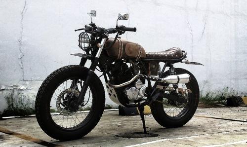 Motor Scrambler