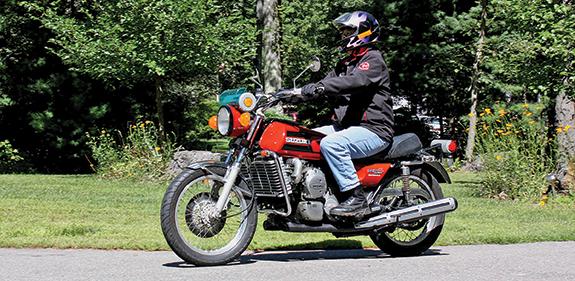 Suzuki RE5