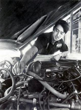 Tom Ogle Vapor Carburetor Dan Konspirasi Dunia Otomotif