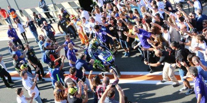 Valentino Rossi Respect