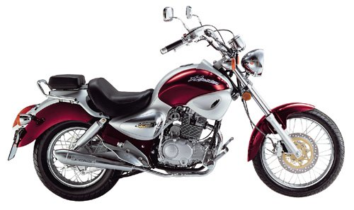 Kymco Hipster 125