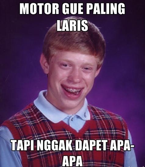 Motor Laris