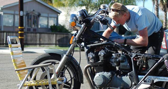 Motorcycle DIY