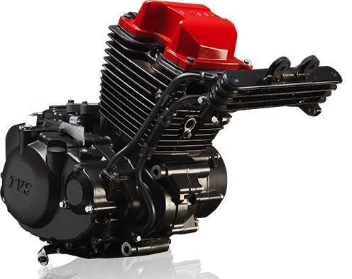 TVS Apache RTR 200 Engine