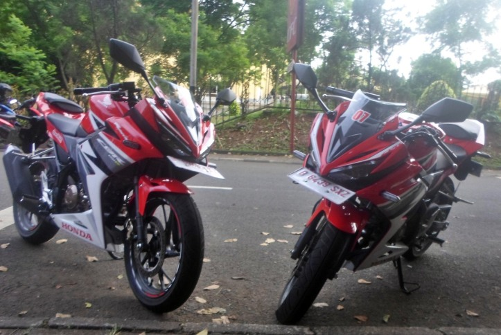 All New Honda CBR150R Facelift 2016