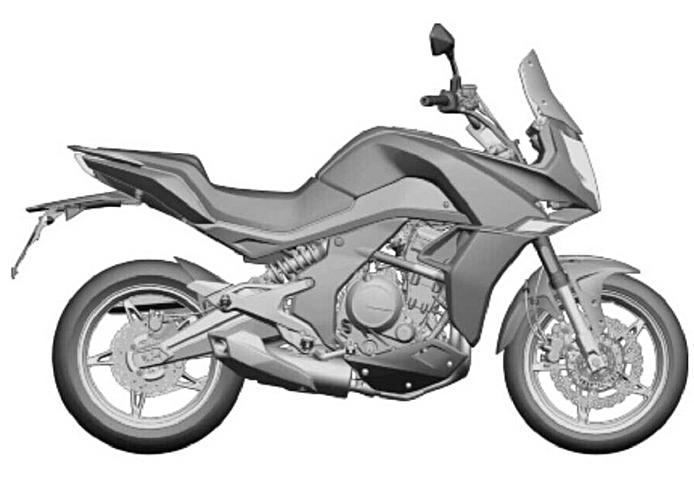 CF Moto 650MT