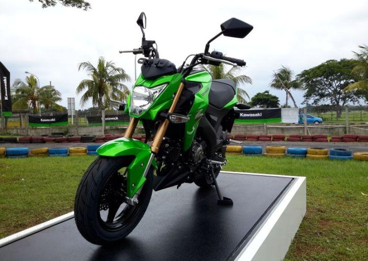Kawasaki Z125 Pro Indonesia