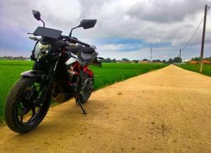 Kawasaki Z250SL ZED