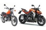 Kawasaki ZED Z-History