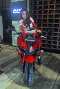 New Honda CBR500R 2016 Indonesia