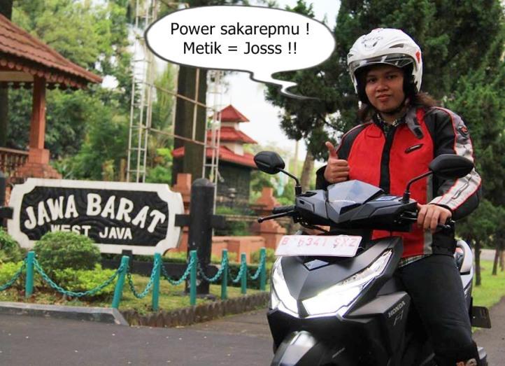 Vario 150 Jawa Barat 1