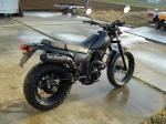 Yamaha TW225, Bukan Scorpio Modifan