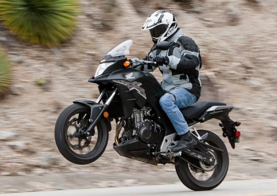 Honda CB150X 2
