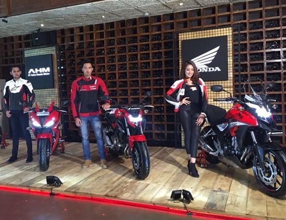 Honda CB150X 3