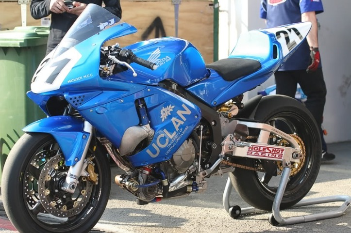 Honda CBR600RR Turbo