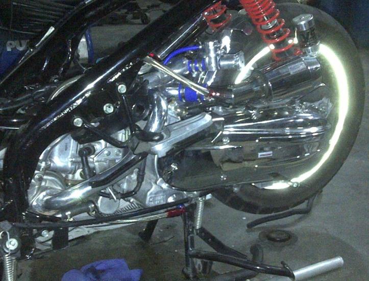 Honda PCX125 Turbo