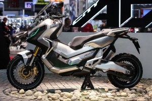 Honda X-ADV City Adventure