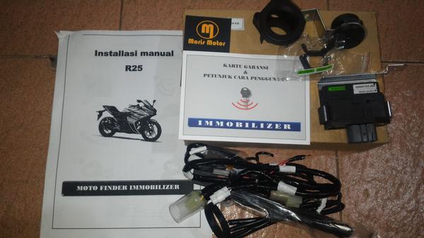 Immobilizer Motor