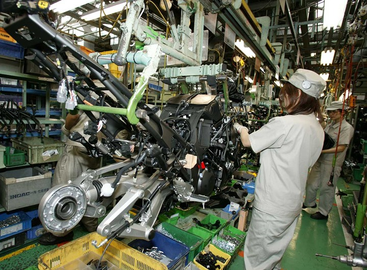 Kawasaki Plant