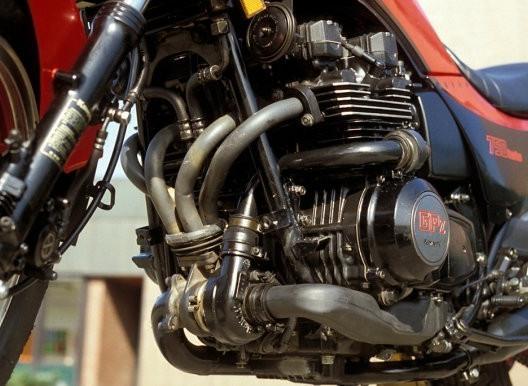Kawasaki ZX750 Turbo