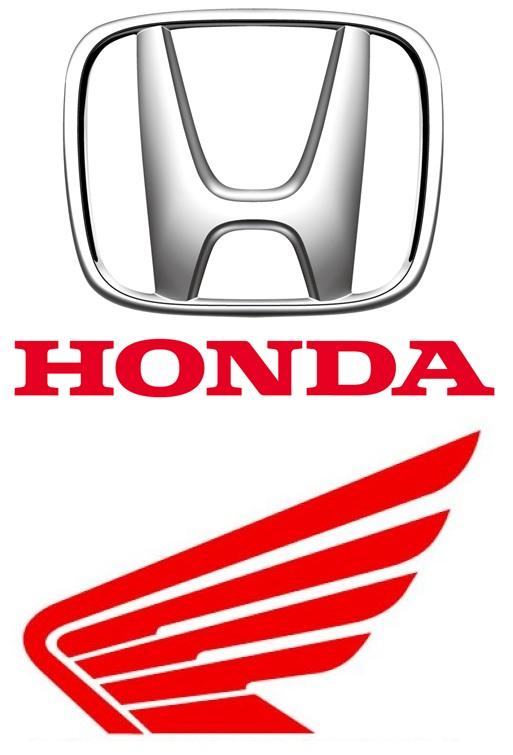 Logo Honda Mobil -Motor