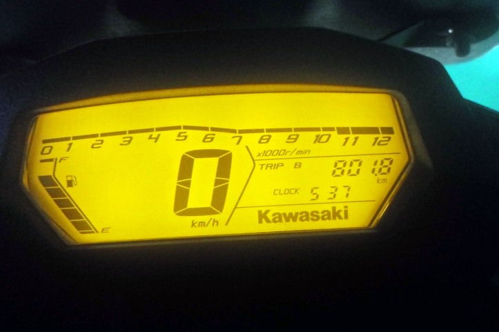 Speedometer Kawasaki Z250SL