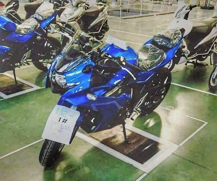 Sport 150cc Suzuki