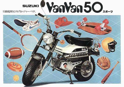 Suzuki Van-Van 50