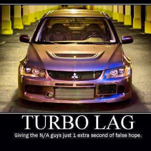 Turbo Lag