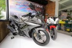 Yamaha YZF R15 Warna Baru 2016 - Speed Grey