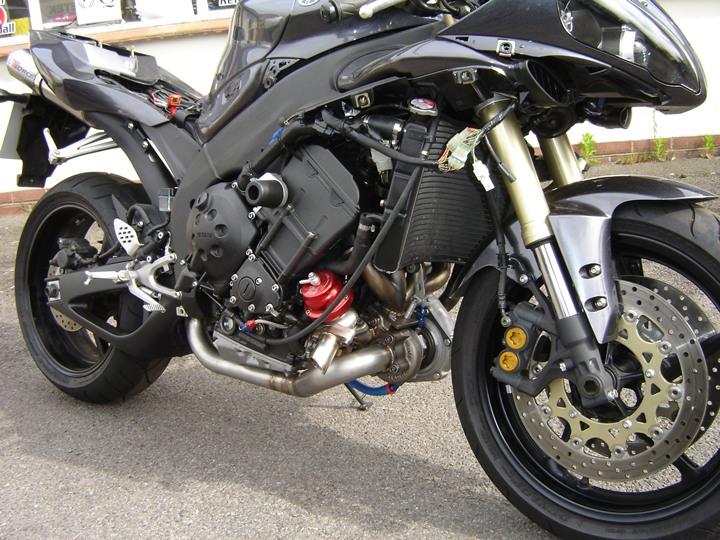 YZF R1 Turbo