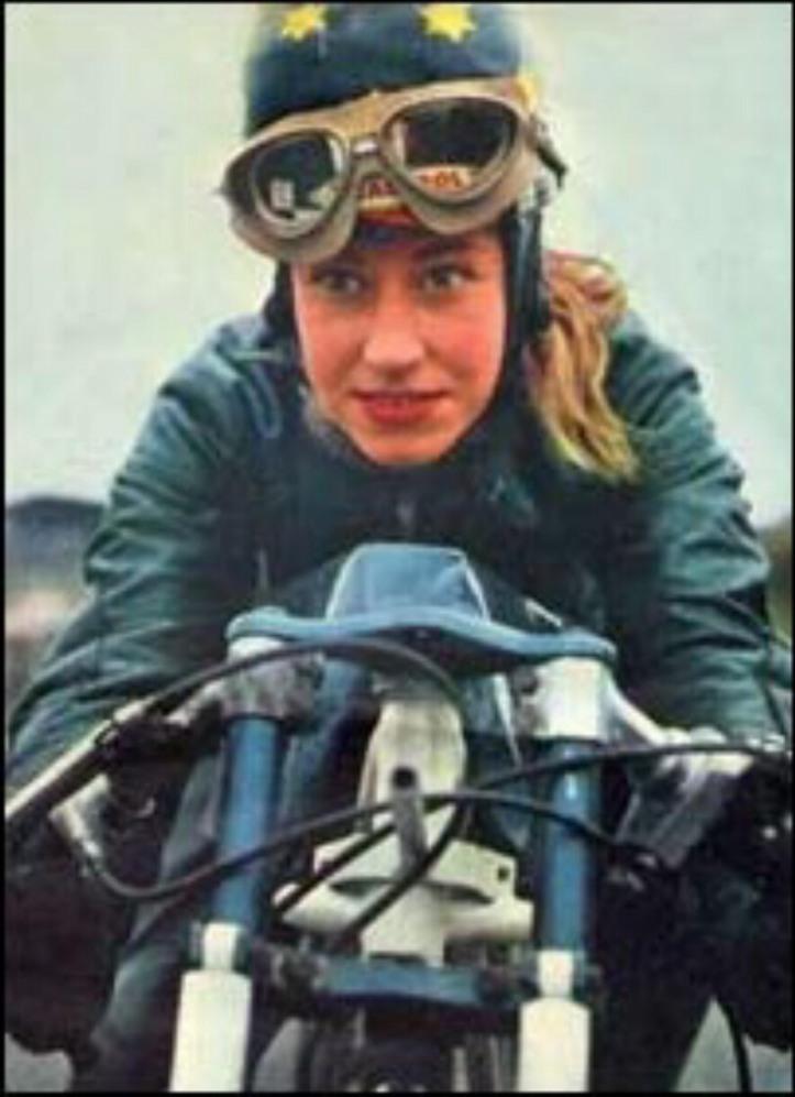 Beryl Swain TT Racer 2