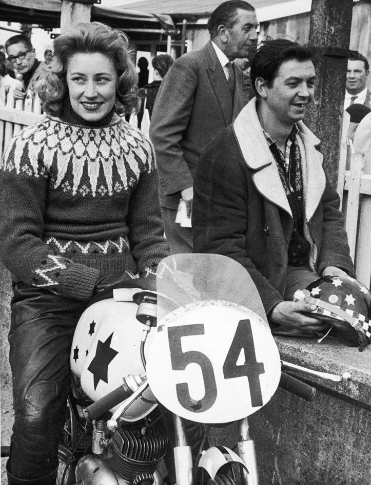 Beryl Swain TT Racer 3