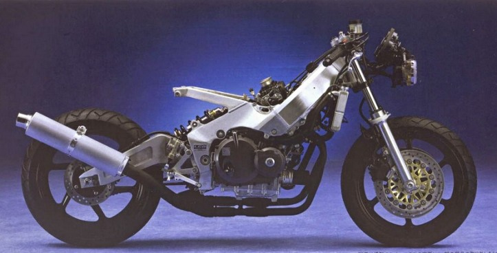 Honda CBR400RR NC29