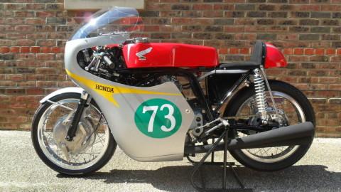 Honda RC162 Replica - CBR250RR 4