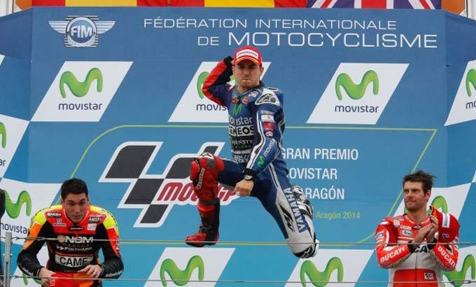 Jorge Lorenzo Ducati 3