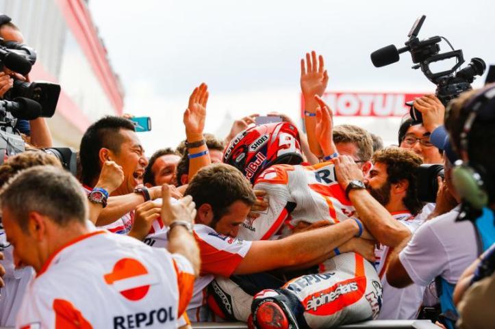 Marc Marquez GP Argentina 2016