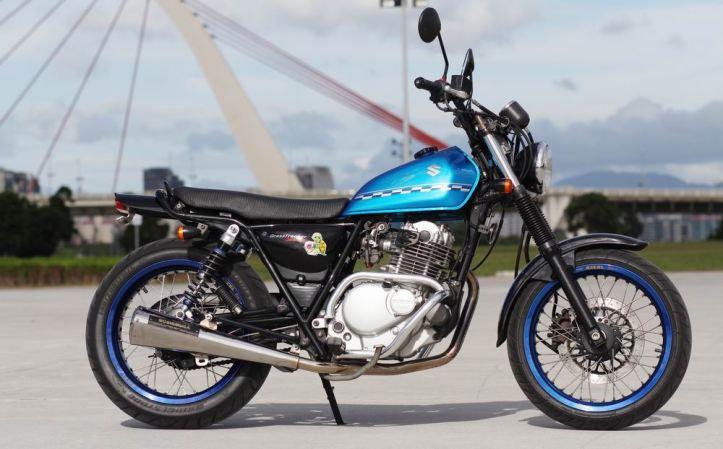Suzuki TU250G