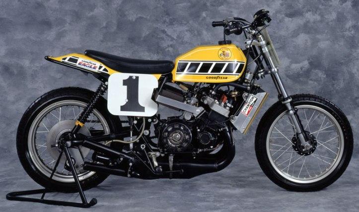 Yamaha TZ750 Flat-Tracker