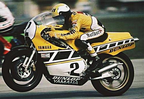 Yamaha TZ750 Kenny Roberts