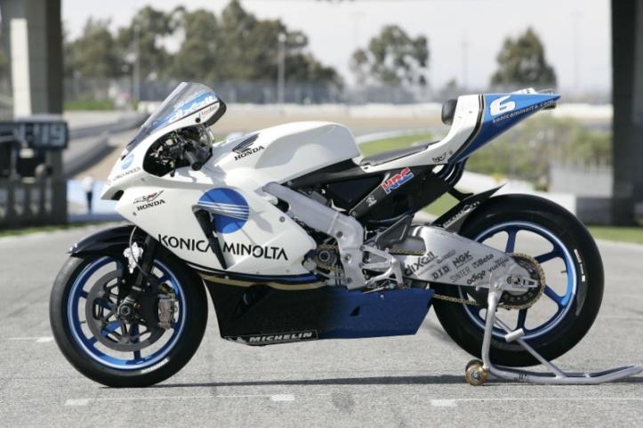 Konica Minolta Honda RC211V