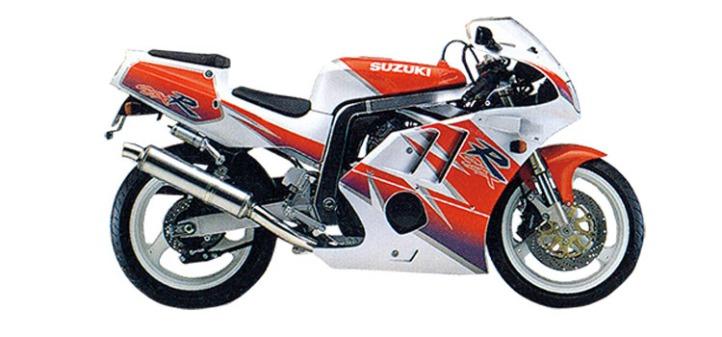 Suzuki GSX-R 400 8