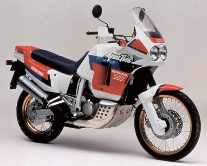 Honda XRV750 Africa Twin 3