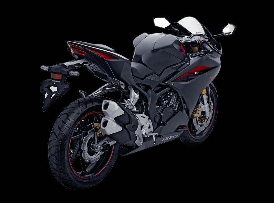 Lihat Lebih Dekat Honda CBR250RR Concept Sungguh