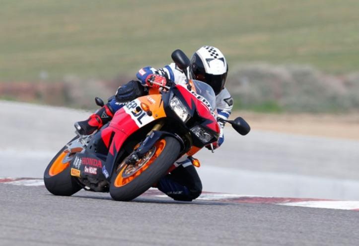 Honda CBR600RR 3
