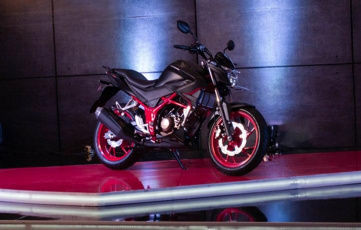 Honda CB150R Streetfire 2019