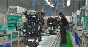 India Kawasaki Motor Factory