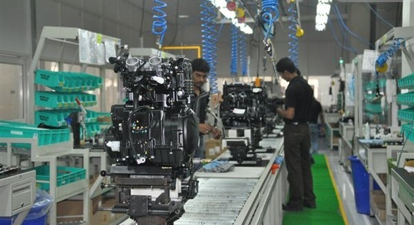 India Kawasaki Motor Factory