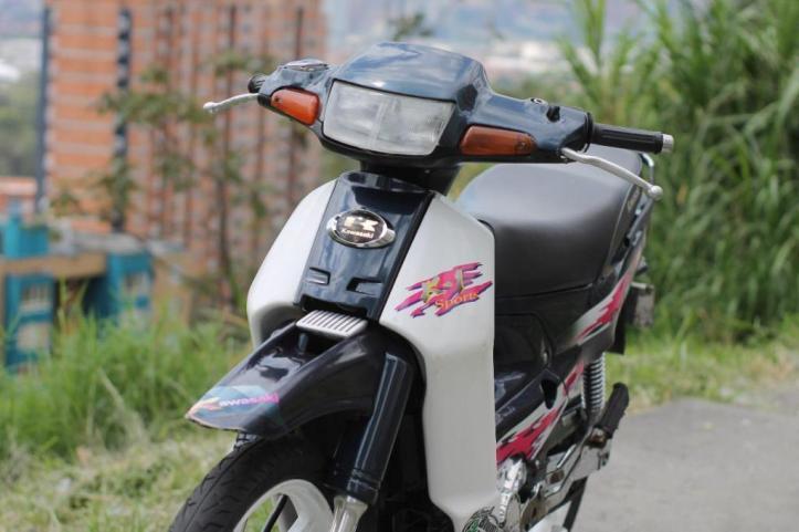 Kawasaki K1 115 Magic